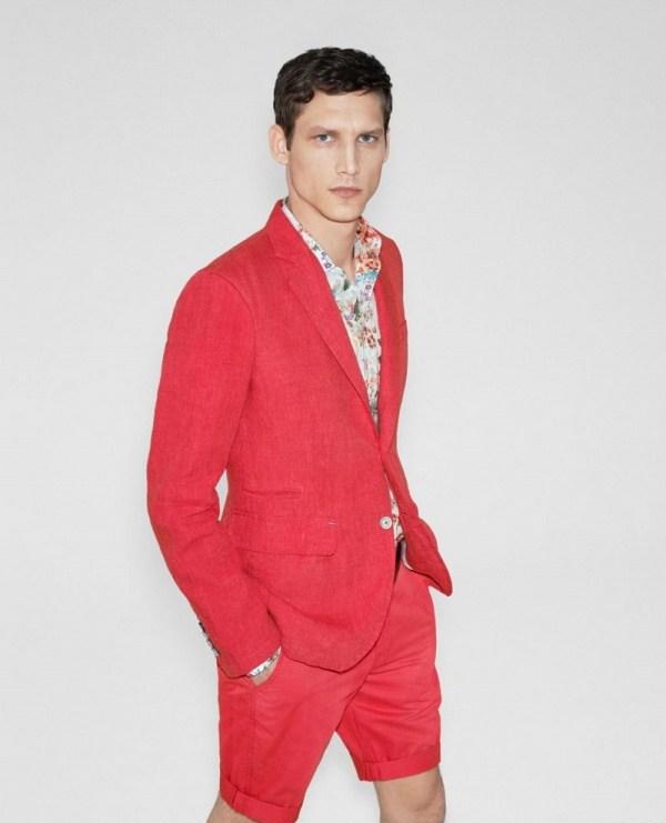 Ngắm Lookbook thời trang nam mùa hè từ Zara