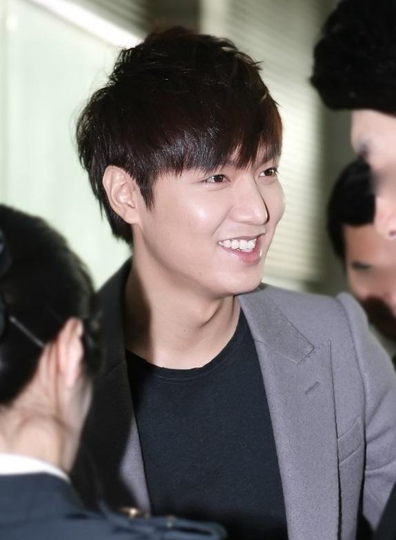 Kiểu tóc nam tỉa layer ngắn cuốn hút như Lee Min Ho