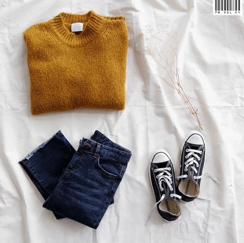 Những điều cần thuộc lòng để diện áo len cho nàng siêu đẹp