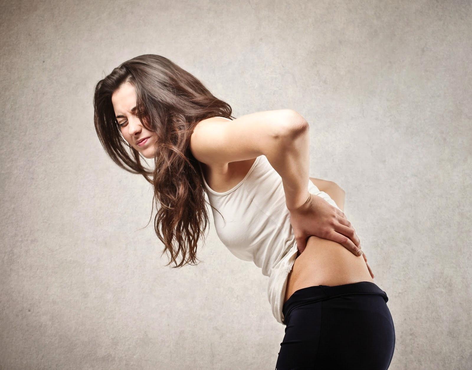 Muôn vàn cách chấm dứt chứng đau lưng khó chịu