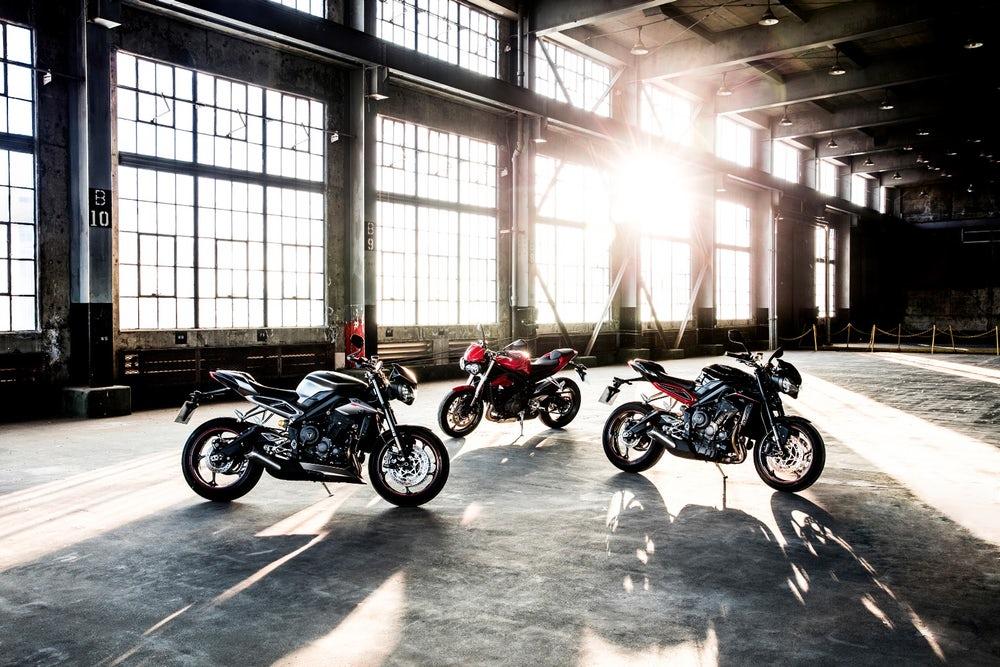Triumph qua mặt Honda, trở thành nhà cung cấp cho giải đua Moto2