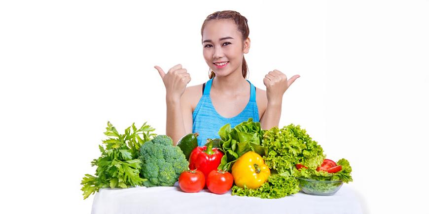 Mách nhỏ chế độ ăn khiến bạn trẻ lâu hiệu quả