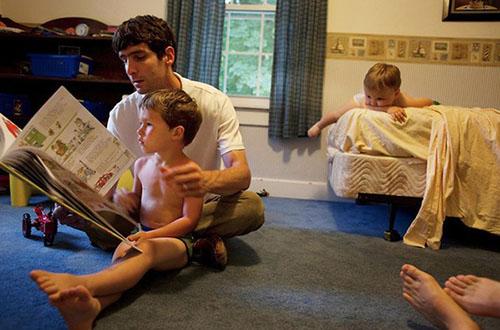 Những thói quen của cha mẹ ảnh hưởng xấu đến con