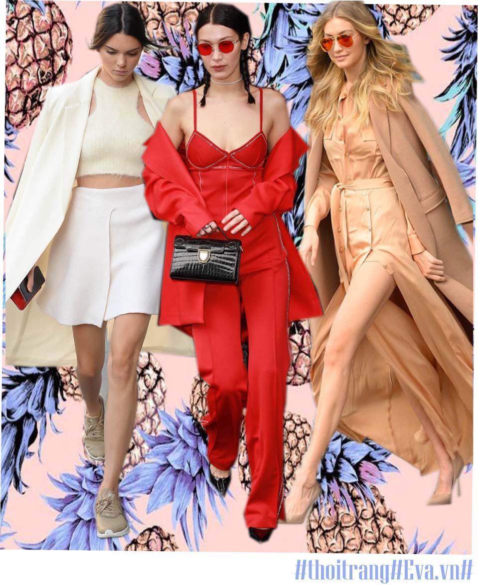 """Nếu chị em nào mặc đồ """"cả cây"""" quê như đồ ngủ thì hãy học 3 cô nàng này ngay!"""