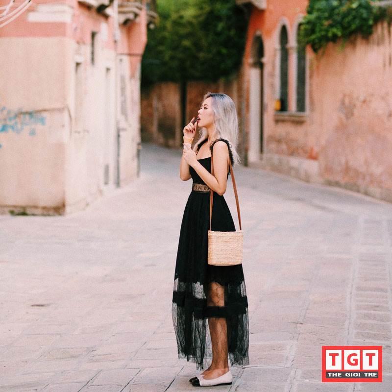 Street style cực chất của cô nàng nhiếp ảnh gia Rose Nguyễn