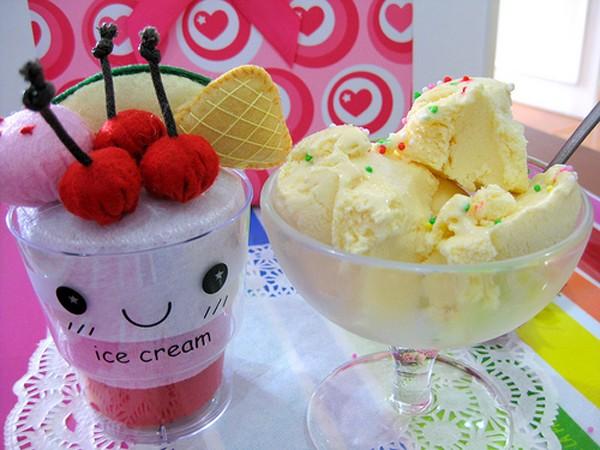 Cho trẻ ăn quá nhiều kem có gây hại sức khỏe?