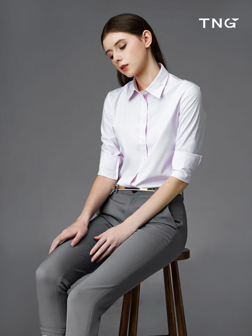 Mặc đẹp nơi công sở: Cách phái nữ khẳng định bản thân mình!