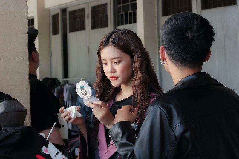 Trâm Ngô đảm nhận vai nữ chính phim Thiên thần 1001
