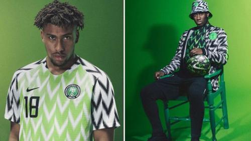 Áo đội tuyển Nigeria tại World Cup 'cháy hàng'