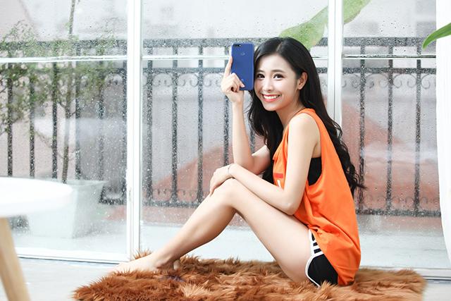 """Bật mí """"bí mật"""" giúp Miss Teen Phương Dung luôn tỏa sáng"""