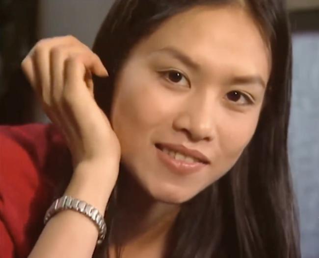 Chị Nguyệt bị nghi phẫu thuật thẩm mỹ