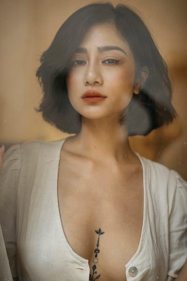 """Cô nàng 9X xinh đẹp Quảng Ninh """"làm mưa làm gió"""" tại casting The Face"""