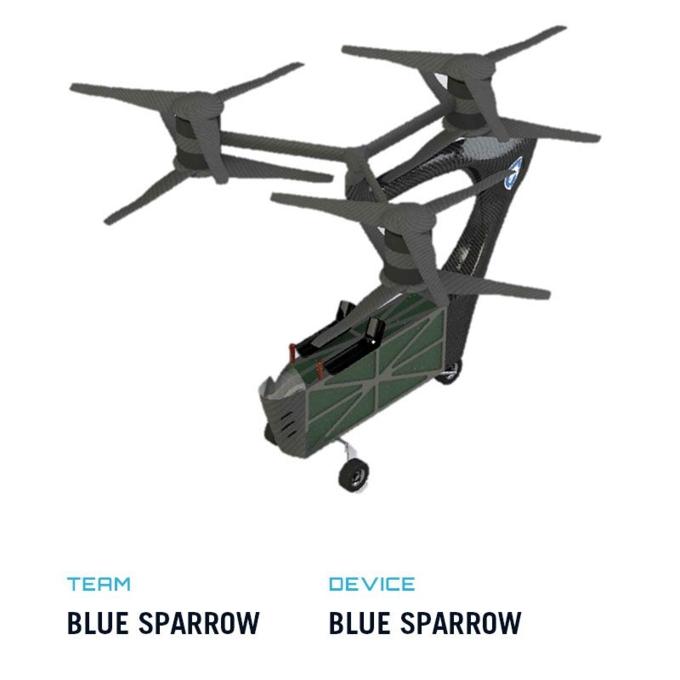 Mẫu xe bay cá nhân này có thể sẽ cách mạng hóa giao thông