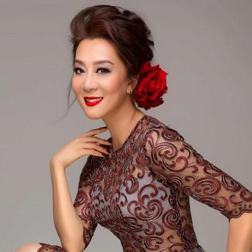 MC Nguyễn Cao Kỳ Duyên khoe con gái xinh đẹp