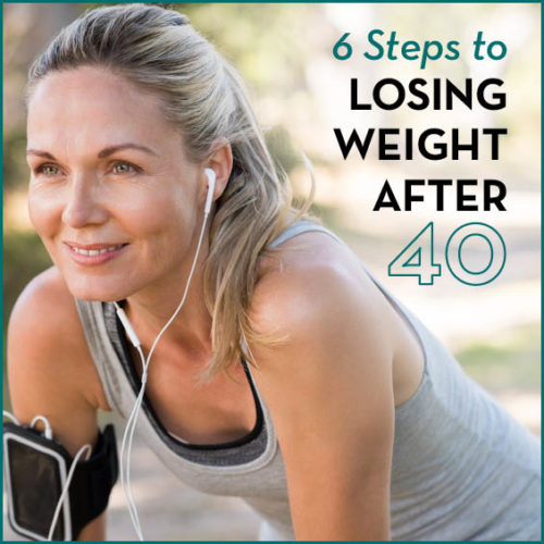 Mẹo giảm cân sau tuổi 40 đầy hiệu quả