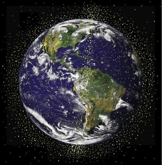 Nhiệm vụ 'hốt rác' trong không gian được NASA đảm nhận