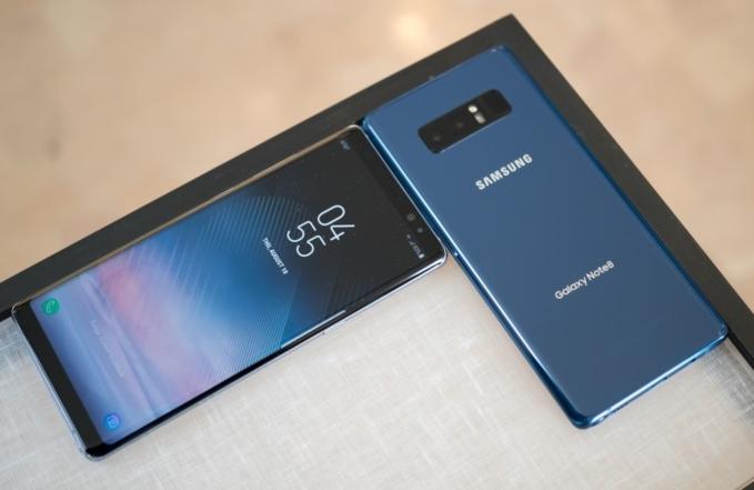 Samsung thắng lớn khi Bộ Quốc Phòng Mỹ