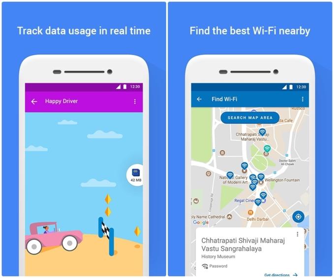 Ứng dụng Google giúp bạn tiết kiệm dữ liệu hiệu quả