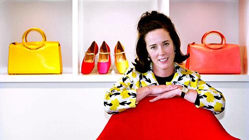 Vì sao nhà thiết kế Kate Spade treo cổ tự tử