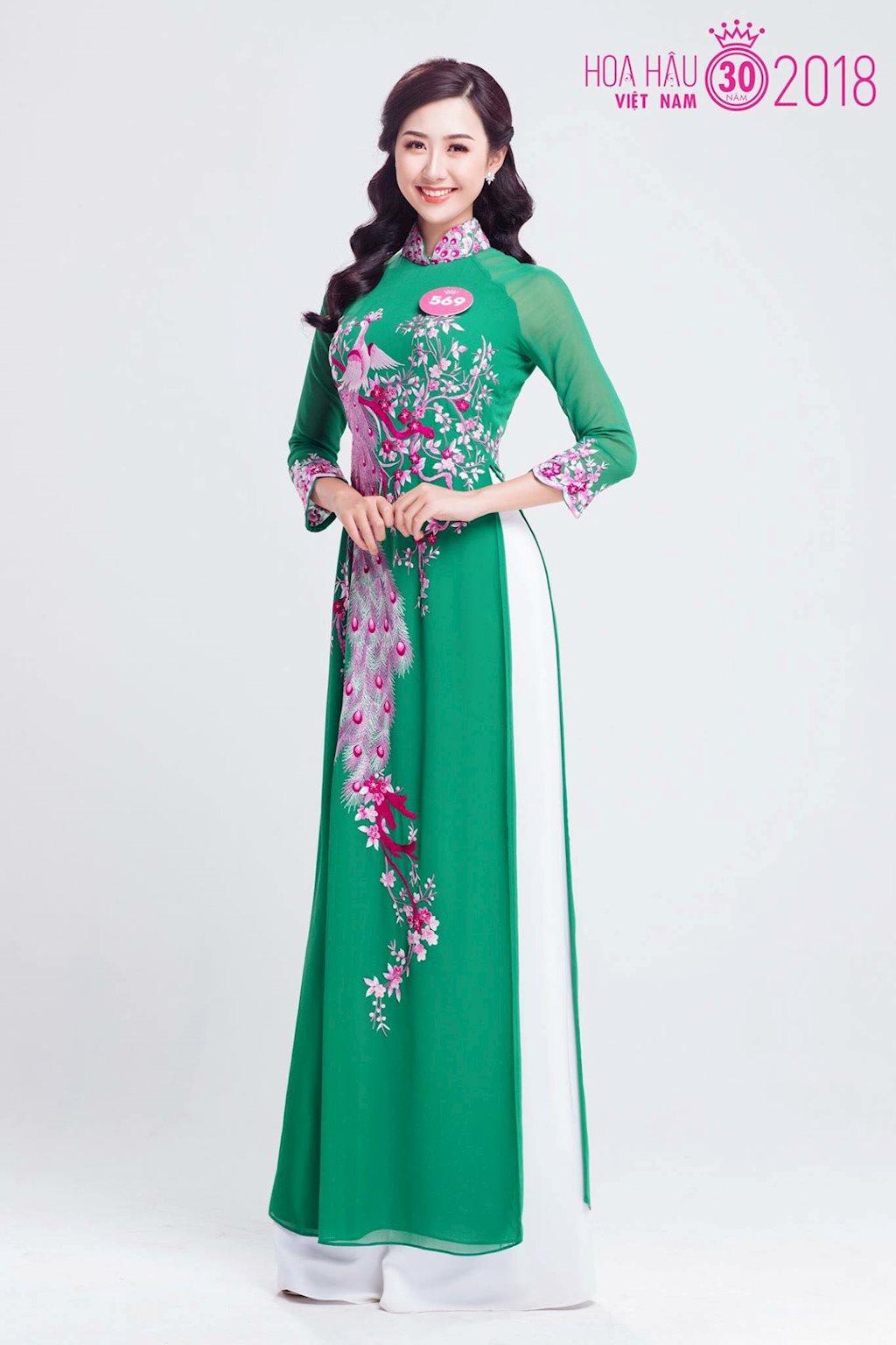 Cô nàng Phạm Ngọc Linh ứng cử viên nặng kí Hoa hậu VN