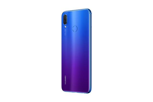 Điện thoại Huawei Nova 3i ra mắt với 4 camera AI độc đáo