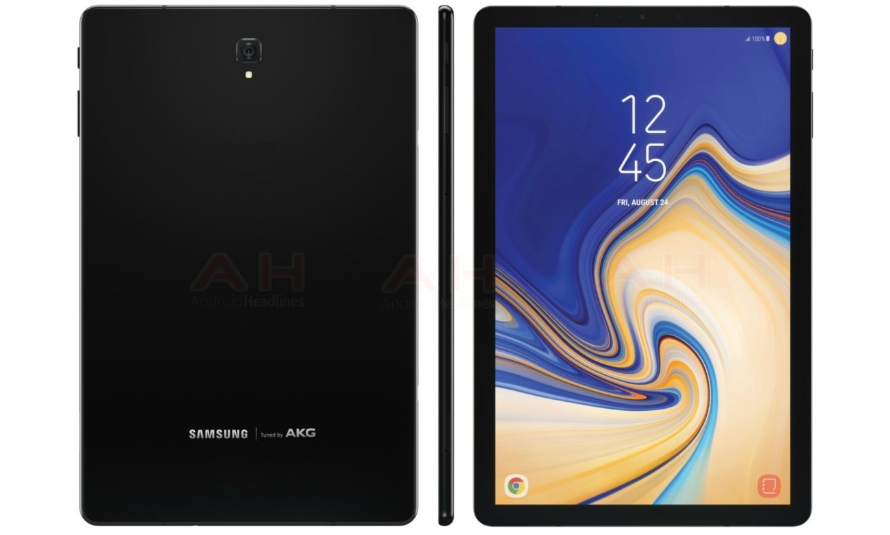 Galaxy Tab S4, chiếc tablet Android mới sắp ra mắt ?
