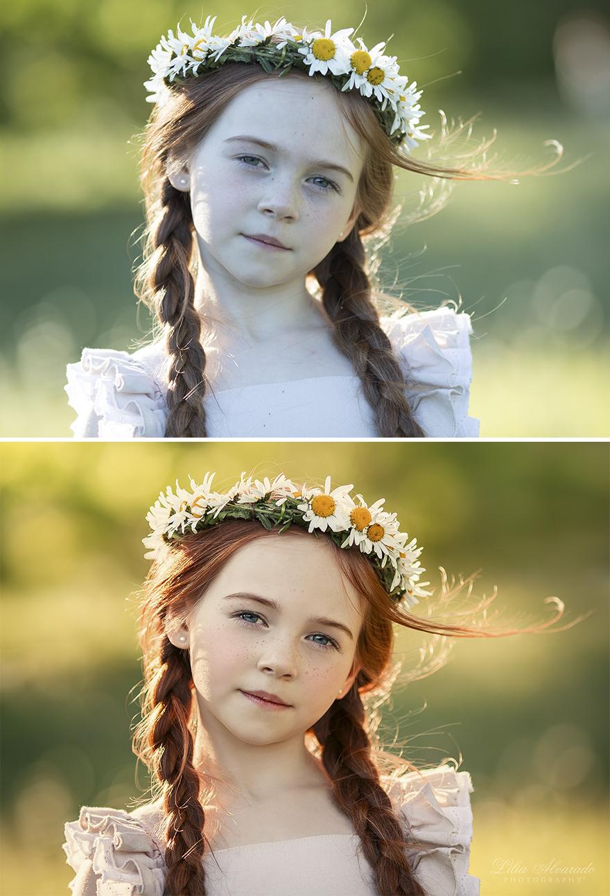 """Loạt ảnh biến hóa """"không lường"""" trước và sau khi photoshop"""