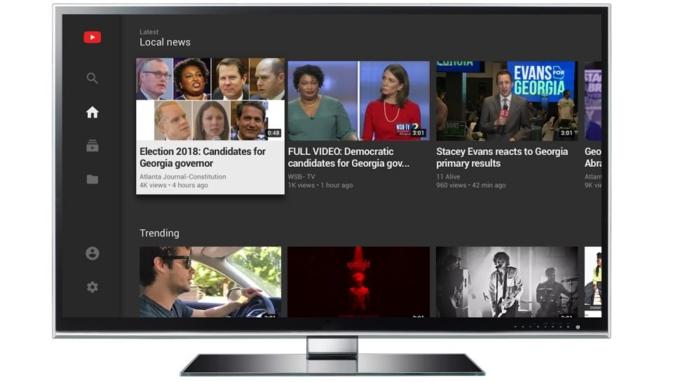 Ông lớn Google đã tiến hành đầu tư vào các kênh tin tức trên YouTube