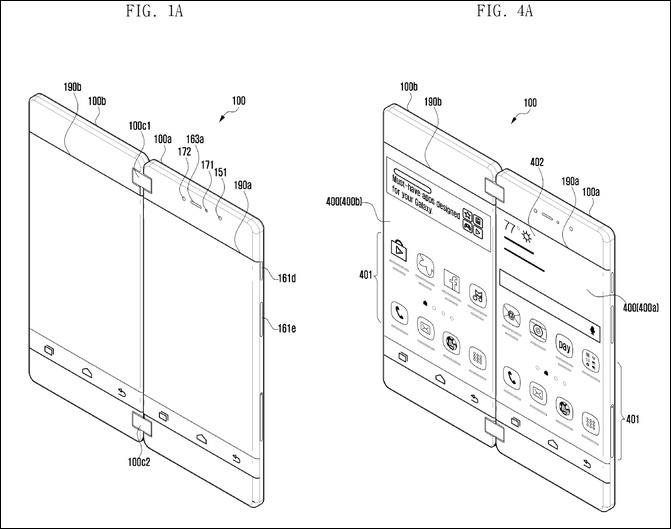 Samsung tiết lộ chiếc điện thoại gập màn hình 7 inch độc đáo