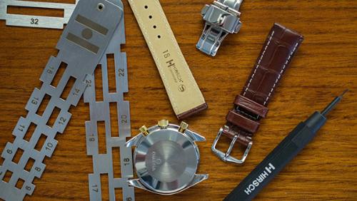Thương hiệu dây da đồng hồ cao cấp được bán tại VN