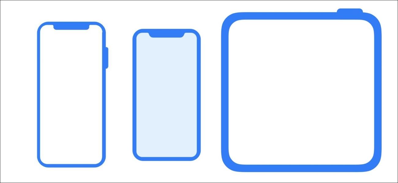 Apple vô tình tiết lộ thiết kế ip X plus qua beta iOS 12