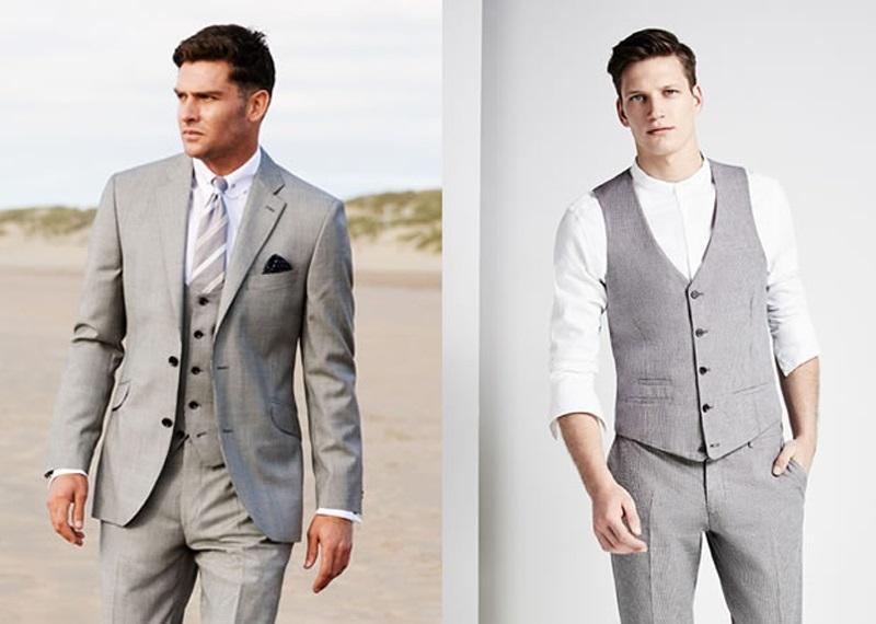 Cách mặc Gile và Vest giúp chàng mạnh mẽ đầy tự tin