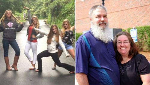 Cặp vợ chồng sửng sốt khi đi nghỉ về vì Giao nhà cho các con gái trông