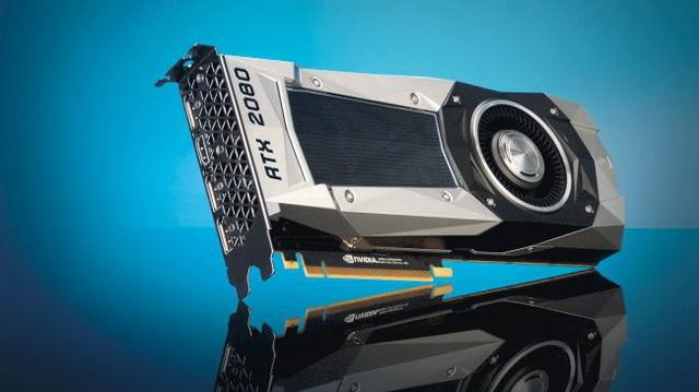 Card đồ họa NVIDIA RTX 2080 có giá rẻ bất ngờ