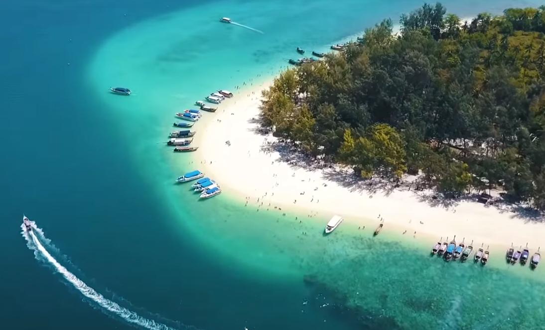 Đảo Phi Phi, Phuket, Krabi của Thái Lan đẹp hút hồn