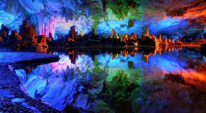 Hang Sơn Đoòng, cảnh sắc thiên nhiên đẹp đến nao lòng