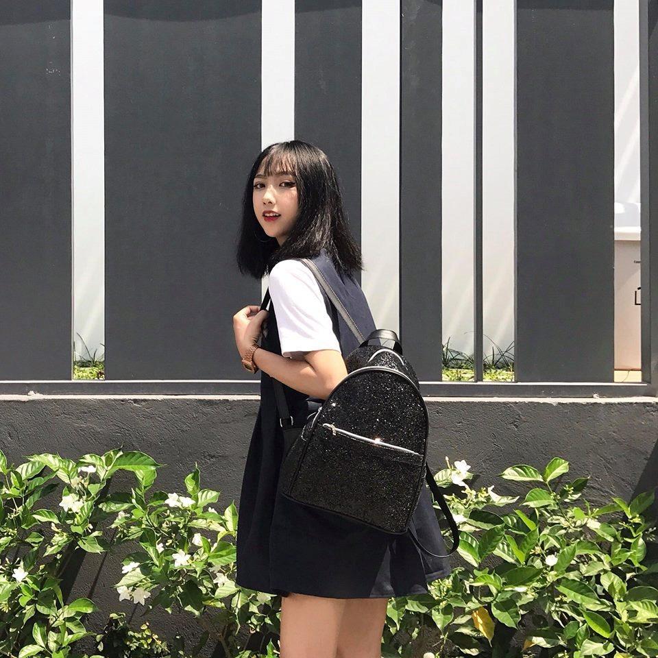 Hot girl Uyên Nhi có phong cách thời trang khiến giới trẻ ngẩn ngơ
