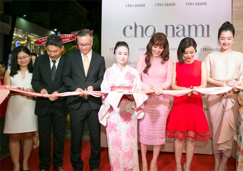 Lần đầu Mỹ phẩm Cho Nami khai trương cửa hàng tại Việt Nam