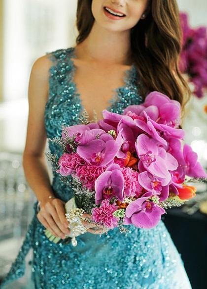 Những bó hoa cưới lãng mạn cho ngày cưới