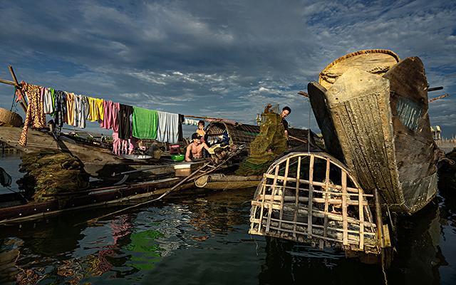 Những bức ảnh trong cuộc thi ảnh Di sản Việt Nam
