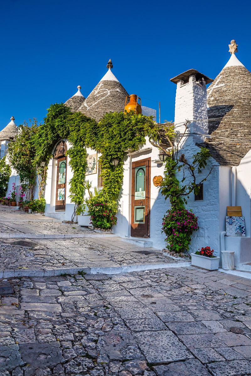 Nhũng thị trấn đẹp nhất ở Puglia- Italia hê hồn