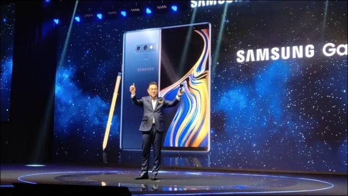 Note 9 tại Việt Nam có nhiều lựa chọn màu sắc hơn