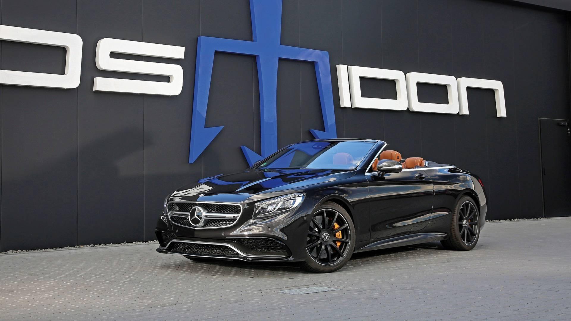 Mercedes-AMG S63 Cabriolet độ 1.000 mã lực đầy hấp dẫn