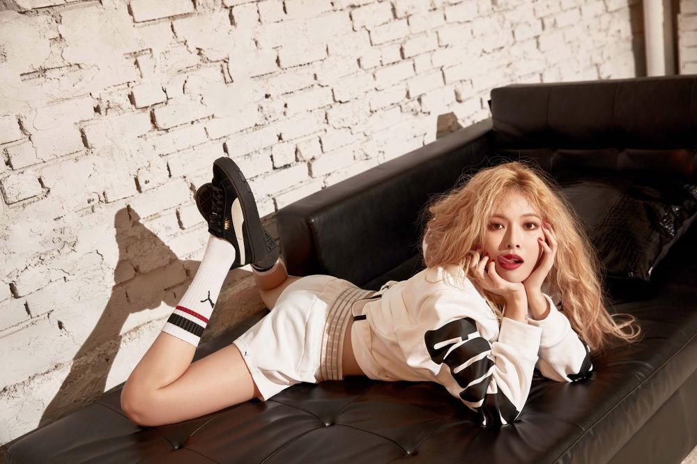 'Nữ hoàng gợi cảm' Hyuna biểu tượng sexy Kpop