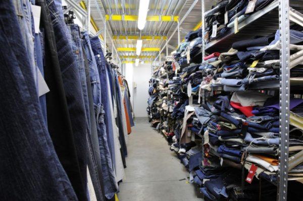 Xưởng chuyên sỉ quần jean nam nữ tại TpHCM