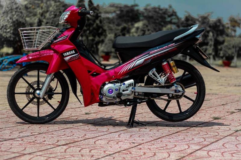 Sirius độ: biến thể mới giản đơn đẹp ngất ngây của biker Việt