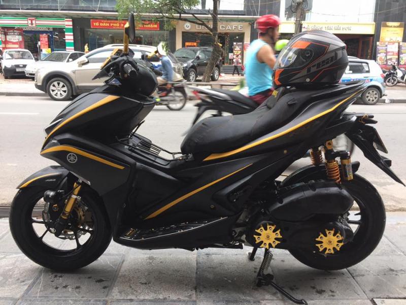 Yamaha NVX 155cc đẳng cấp đứng đầu xu hướng