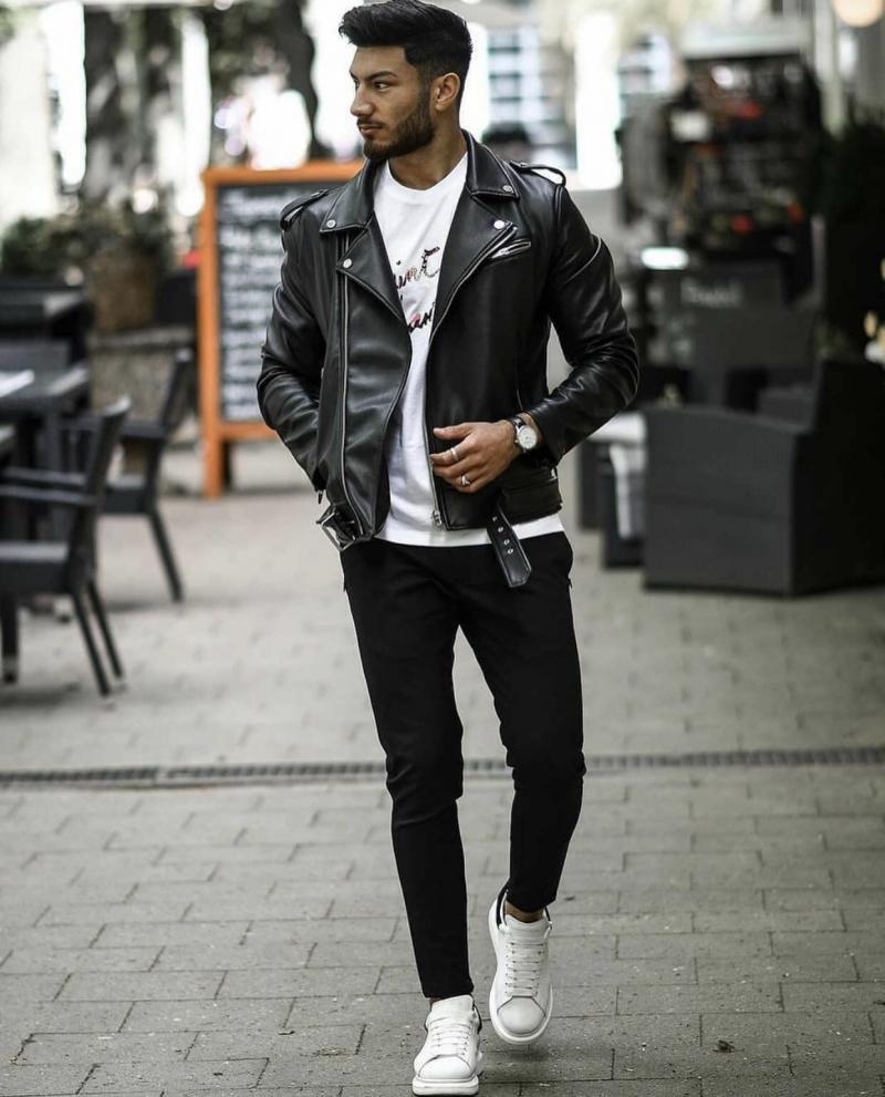 6 cách phối đồ nam giúp chàng dạo phố cực chất với style streetwea
