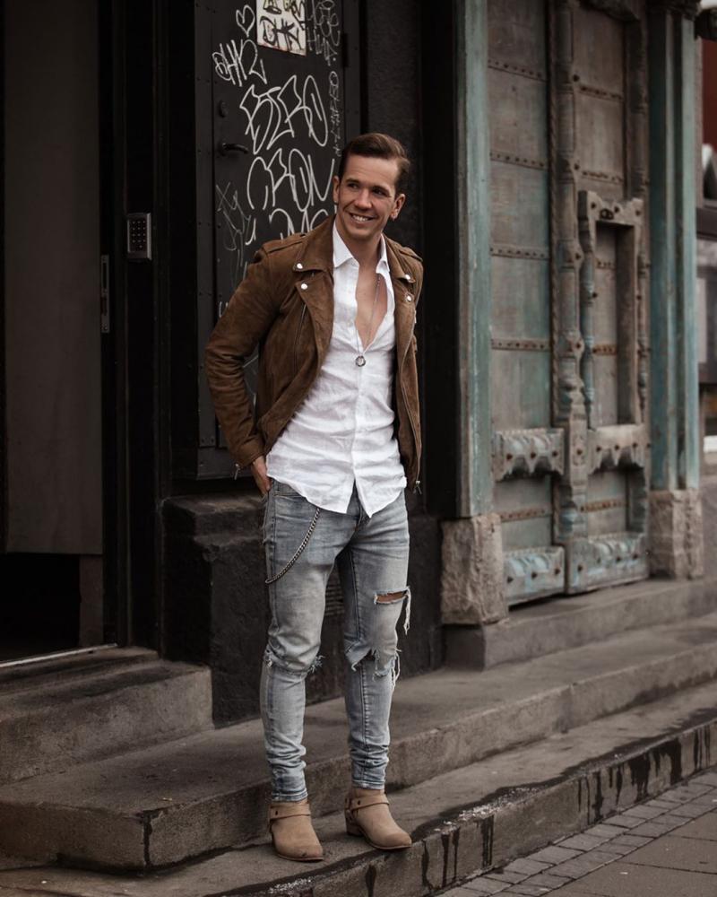 """6 tips mix&match; giúp chàng lên đồ dạo phố """"đơn giản mà cực menly"""""""