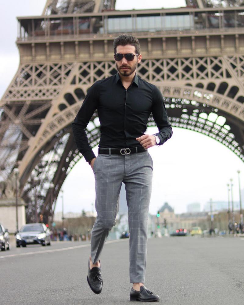 Không cần suit mà vẫn cực bảnh với 7 cách phối đồ công sở cho chàng hiện đại